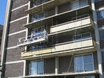 Balcony Remediation - During